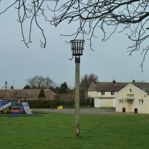 Sutton Memorial Hall Beacon and playground